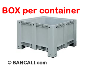 export box per container